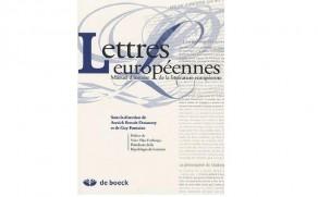 Lettres Européennes, Manuel