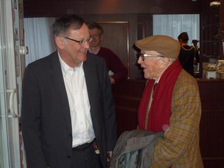 G. Fontaine et B. Pahor